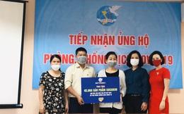TƯ Hội LHPN Việt Nam tiếp nhận ủng hộ của Betrimex Việt Nam trị giá hơn 700 triệu đồng