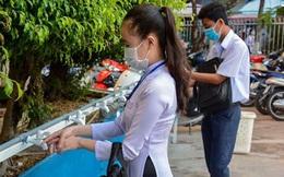 Cà Mau: Nhiều học sinh vắng trong ngày đầu trở lại trường sau thời gian nghỉ dịch