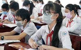 Thanh Hóa: 100% giáo viên, học sinh phải đeo khẩu trang khi quay lại trường