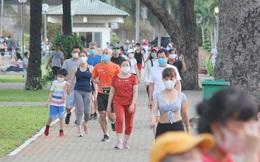 1 tuần không có ca mới, Chủ tịch Hà Nội vẫn lo ngại khi dân đi tập thể dục