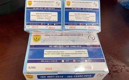 Bộ Kit xét nghiệm virus SARS-CoV-2 của Việt Nam được cấp phép đạt tiêu chuẩn Châu Âu