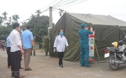 Hà Nam: Chính thức dỡ bỏ cách ly ở thôn 3 Ngô Khê