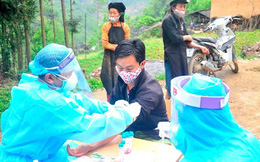 Phong tỏa thị trấn Đồng Văn từ 9h ngày 22/4 do liên quan đến nữ BN 268