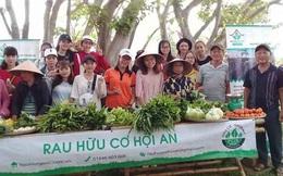 Trồng rau hữu cơ bảo vệ sức khỏe, thân thiện môi trường