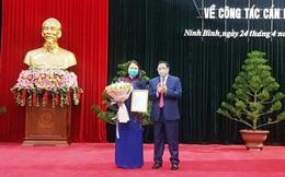 Chủ tịch Hội LHPN Việt Nam Nguyễn Thị Thu Hà được điều động, phân công giữ chức Bí thư Tỉnh ủy Ninh Bình