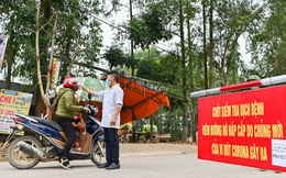 Phương tiện giao thông có thể đi qua nhưng không được dừng lại Mê Linh và Thường Tín