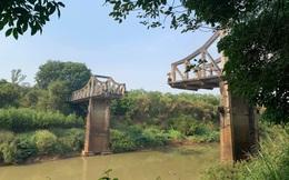Cầu gãy nhịp Sông Bé: Minh chứng lịch sử cho ngày đất nước hoàn toàn giải phóng