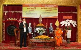Phó Thủ tướng Thường trực Trương Hòa Bình chúc mừng Tết cổ truyền Chôl Chnăm Thmây