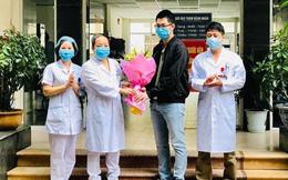 8 ca nhiễm COVID-19 được chữa khỏi dương tính trở lại