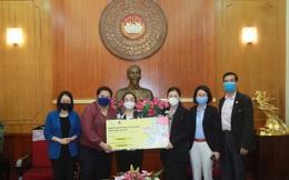 """Chương trình """"Kiên cường Việt Nam"""" ủng hộ 1,3 tỷ đồng cho công tác phòng chống dịch Covid-19"""