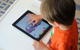 8 quy tắc giảm thiết bị điện tử cho trẻ