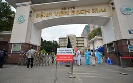 TPHCM xác minh được 17 người từng đến ổ dịch Covid-19 ở Bệnh viện Bạch Mai