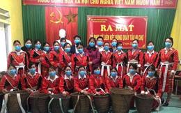 Phụ nữ Hà Giang dùng quẩy tấu, xách làn đi chợ góp phần bảo vệ môi trường