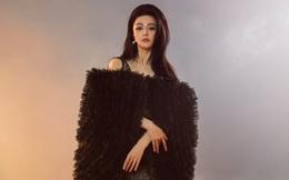 Phạm Băng Băng diện đầm của NTK Việt xuất hiện trên tạp chí Anh