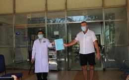 BV Quảng Nam lần đầu tiên chữa khỏi cho bệnh nhân nhiễm COVID-19