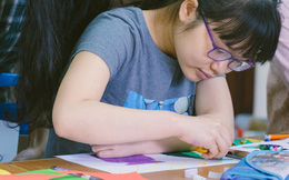 """""""Hửng nắng"""" - Triển lãm nghệ thuật online của trẻ tự kỷ"""