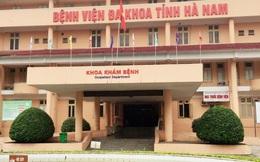 BV Đa khoa Hà Nam cách ly 30 y, bác sĩ và 35 người bệnh tiếp xúc với bệnh nhân 251