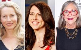 10 phụ nữ giàu nhất thế giới năm 2020