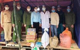 """""""Ai có gì góp nấy"""" thu được hơn 2 tấn gạo và hàng nghìn nhu yếu phẩm để phòng chống dịch"""
