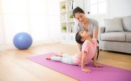 2 bài tập yoga đơn giản, giúp tăng cường sức đề kháng, phòng dịch Covid-19 cho cả nhà