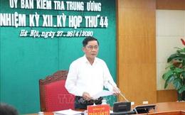 Vi phạm của Bí thư và Chủ tịch tỉnh Quảng Ngãi đến mức phải xem xét kỷ luật