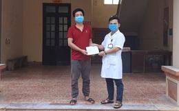 Bệnh nhân duy nhất nhiễm Covid-19 điều trị tại BV Kim Sơn được chữa khỏi