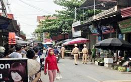 Hưng Yên: Chồng sát hại vợ rồi trèo lên nóc nhà đòi tự vẫn