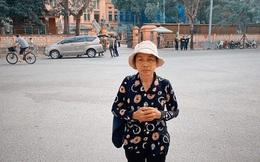 Người mẹ đặc biệt ở bên ngoài phiên tòa xử tử tù Hồ Duy Hải