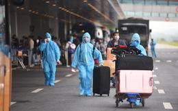240 công dân từ Pháp về nước được cách ly ngay sau khi nhập cảnh