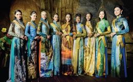 NTK Nhật Dũng: Trân trọng di sản bằng những mẫu áo dài được thiết kế từ trái tim