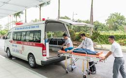 Trạm cấp cứu vệ tinh ở cửa ngõ phía Tây TPHCM cứu sống bệnh nhân nhồi máu não cấp