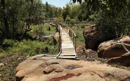 """Lên núi """"tắm"""" hồ Noong U hoang sơ, mát rượi giữa mùa hè"""