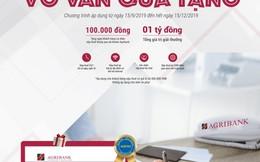 Tặng ngay 100.000đ cho 10.000 khách hàng thực hiện nộp thuế qua Agribank