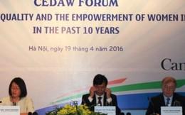 Tiến tới bình đẳng giới thực chất ở Việt Nam qua lăng kính CEDAW