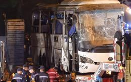 Video hiện trường vụ đánh bom ở Ai Cập khiến 3 người Việt thiệt mạng
