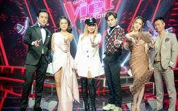 Hoa hậu chuyển giới Hương Giang ngồi 'ghế nóng' Giọng hát Việt nhí 2019