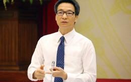 Phó Thủ tướng Vũ Đức Đam: 'Việt Nam mới chỉ tự chủ đại học một phần'