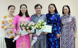 Trao Kỷ niệm chương 'Vì sự phát triển của Phụ nữ Việt Nam' cho 2 cá nhân tiêu biểu