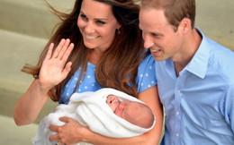 Chuyện tình 17 năm của vợ chồng Hoàng tử William