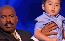 Bé 4 tuổi gốc Việt được gọi là 'hậu duệ Đặng Thái Sơn'