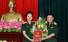 Bảo tàng Lịch sử Quân sự Việt Nam có nữ giám đốc