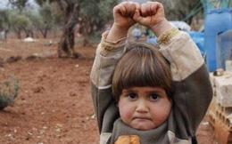 Những bức ảnh về trẻ em gái khiến người xem chết lặng