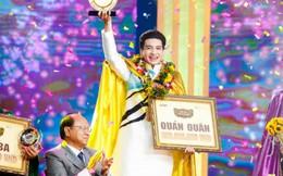 Học trò Minh Nhí giành Quán quân Tiếu Lâm Tứ Trụ mùa 2