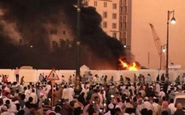 Đánh bom tự sát tại trung tâm Ả Rập Saudi