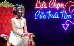 Nữ MC truyền hình đeo mặt nạ nguyệt hồ đi tìm một nửa