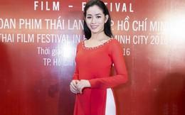 'Ngọc nữ điện ảnh' Mai Thanh Hà cuốn hút trên thảm đỏ