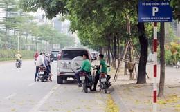 Hà Nội: Dân phố Trần Vỹ bức xúc vì lòng đường bỗng biến thành bãi trông xe