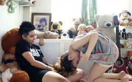 Nhiếp ảnh gia Maika Elan mang bộ hình các cặp đôi đồng tính đi khắp thế giới