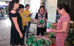 Hà Nội nhân rộng mô hình Nhóm xung kích an toàn vệ sinh thực phẩm