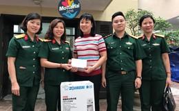 Hội Phụ nữ Cục Chính trị - Bộ Tổng tham mưu trao yêu thương đến Mottainai 2018